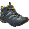 Keen Children Koven Mid WP Shoes Midnight Navy/Tawny Olive